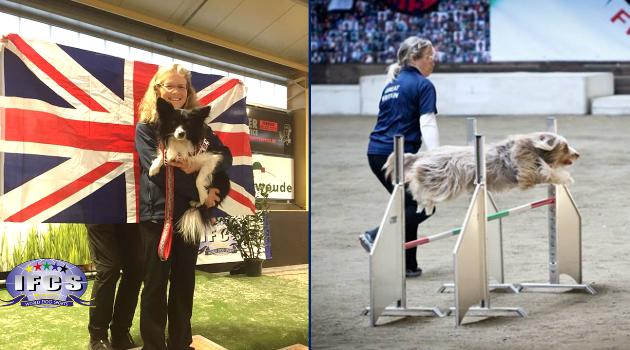 IFCS Interviews: Dawn Weaver – Team Great Britain