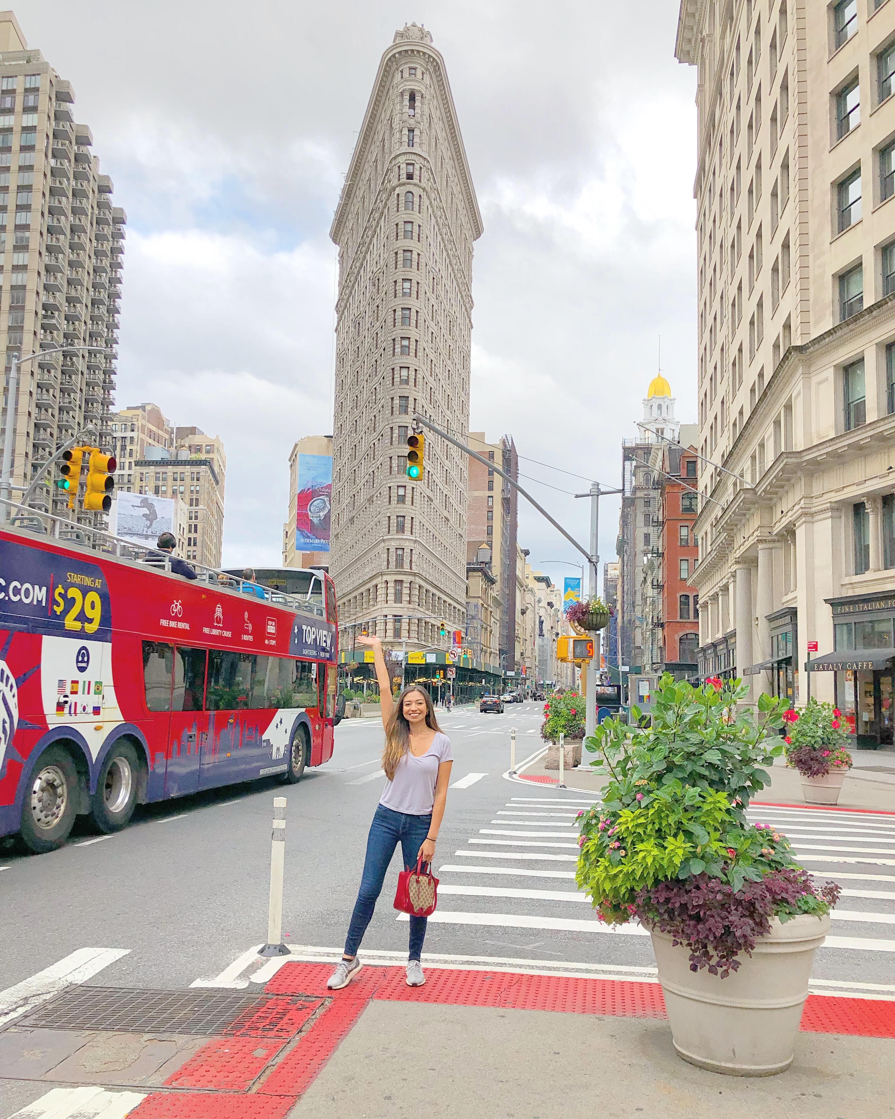 NYC Travel Diary
