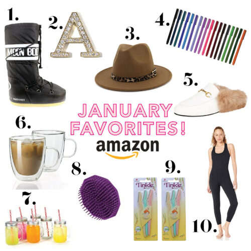 Amazon January Favorites