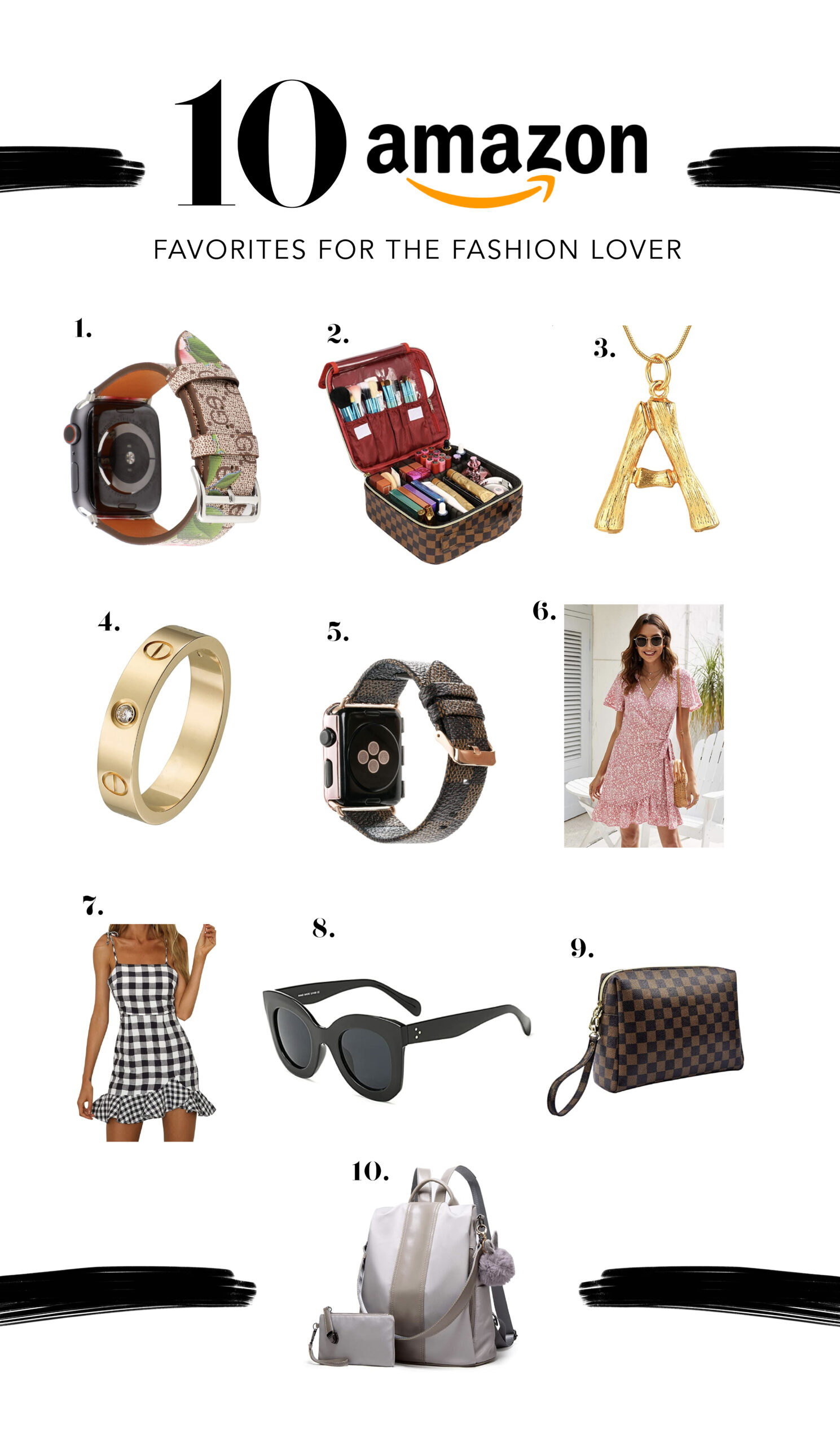 10 amazon faves for fashion lover