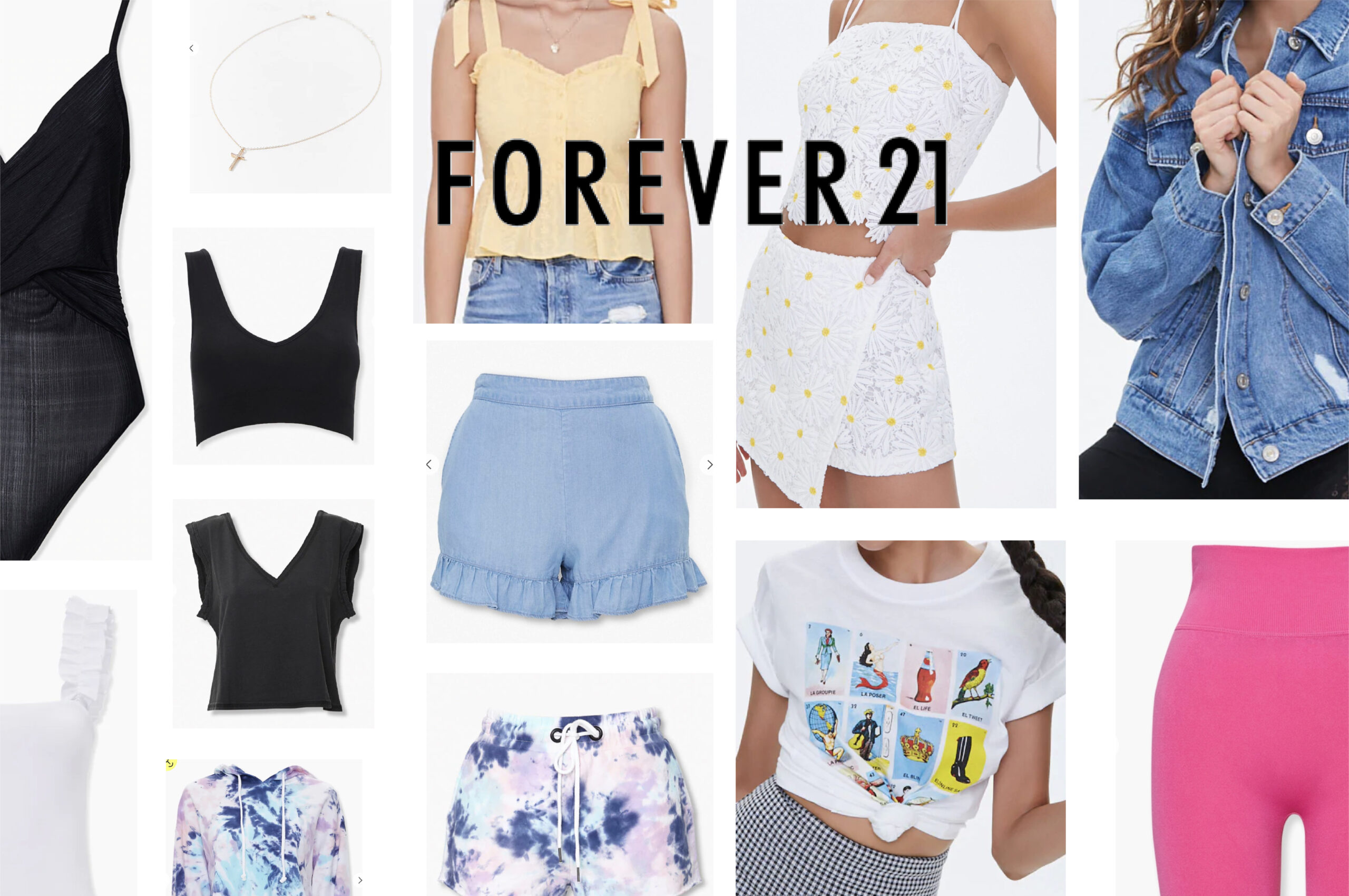 Forever 21 Sale
