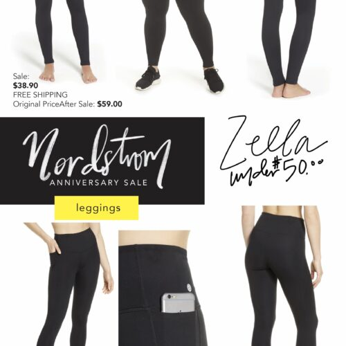 nordstrom anniversary sale- leggings
