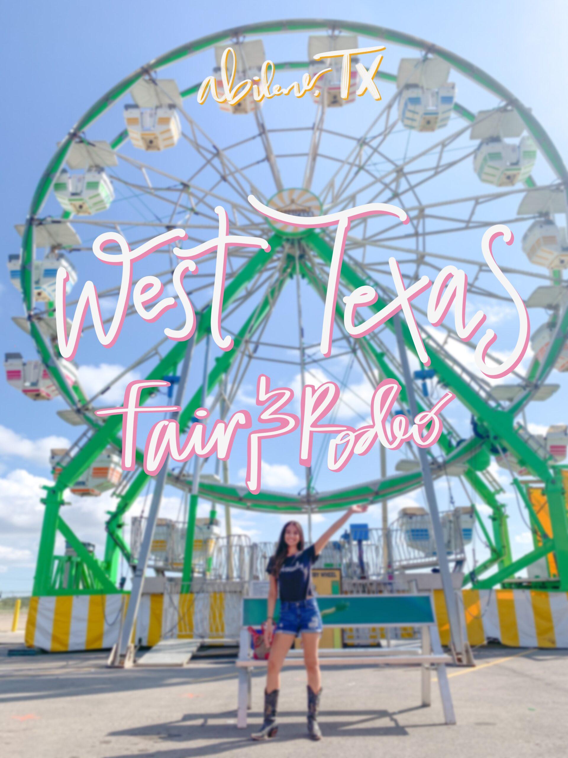 west texas fair and rodeo abilene tx