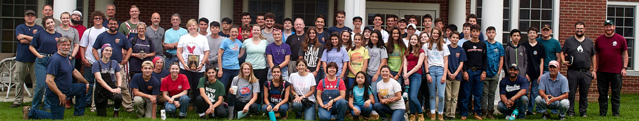 Orthodox Youth Mission Team