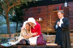 The Crucible ・Blunt Theater Company, NYC・2012