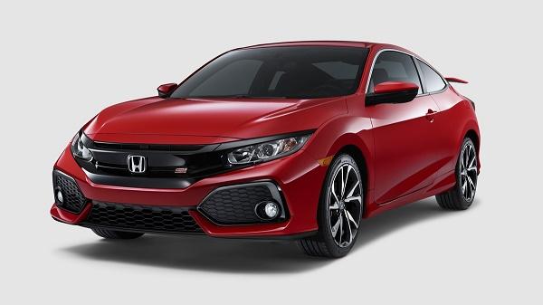 2017_Honda_Civic_Si