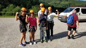 Youth activity/adventure