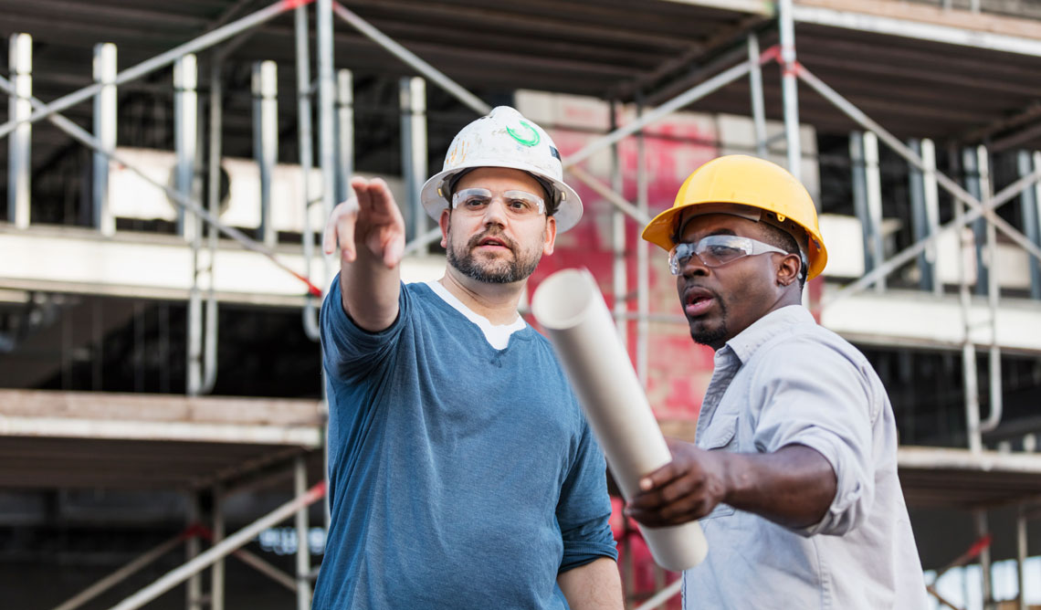 Tax services for contractors
