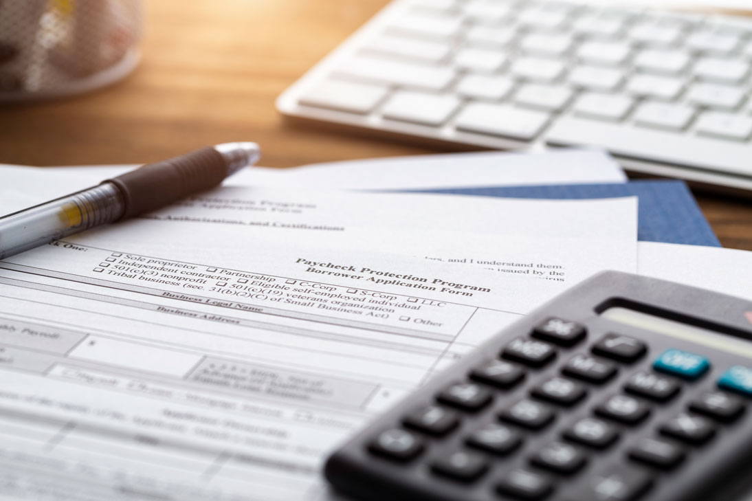 PPP Loan Application