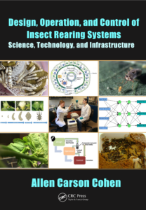 Design, Operation, & Control of Insect Rearing Systems, 2021