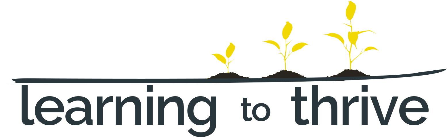 Learning to Thrive LLC Logo