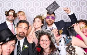 """See Kathy (far right) throwing herself into her role as """"mother of the groom"""" at her son Stephen's wedding.  Her zest for life and love has filtered through this wonderful clan, as evidenced by this photo."""