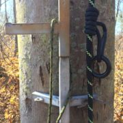 tree stand safety Prusik knot