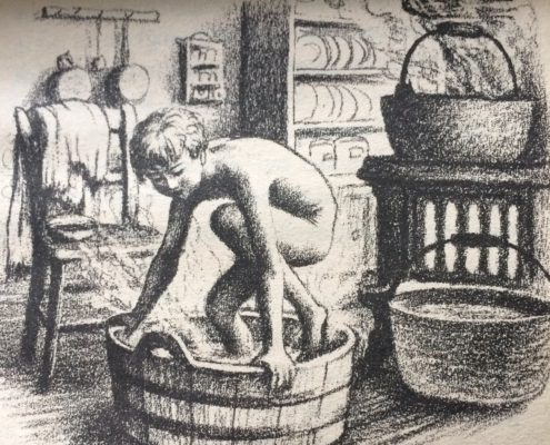 traditional soapmaking