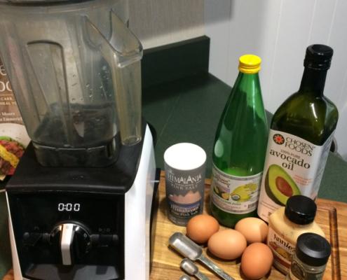 geris homemade mayo recipe