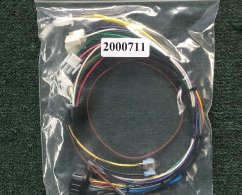 classic edge Harness, control box p/n 2000711
