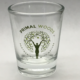 primal woods shot glass