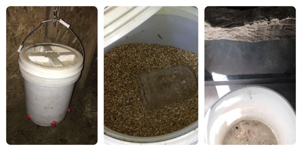 5 Gallon Bucket collage