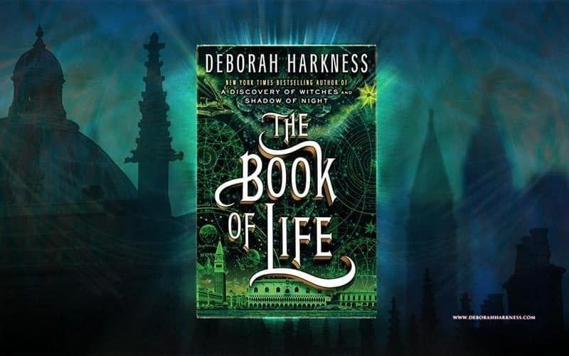 Promotion kit design for Deborah Harkness