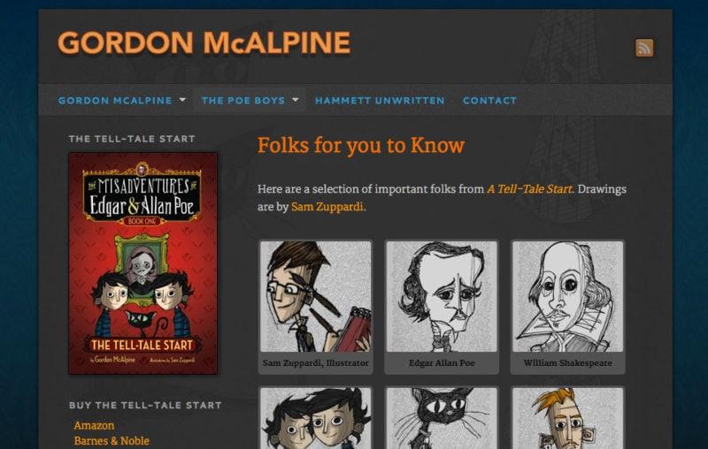 Gordon McAlpine and The Tell Tale Start