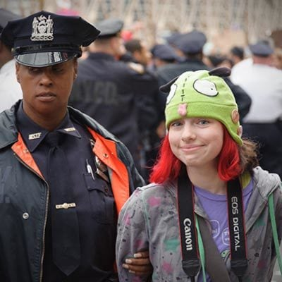 Occupy Wall St