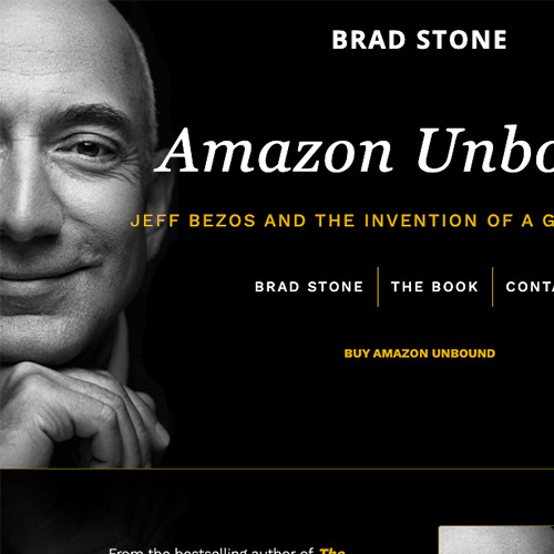 Author website design by Adrian Kinloch