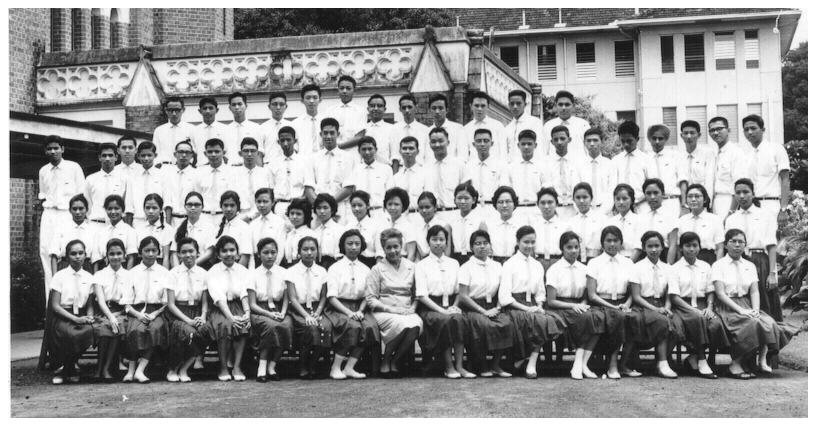 Prefects of 1962