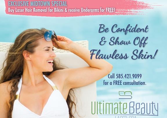 Ultimate Beauty Laser Spa