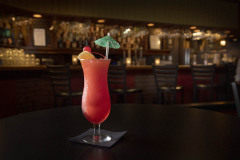 Come relax in our bar after a long day.