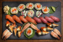 A selection of great food