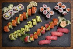 More delicious selections of Japanese cuisine!