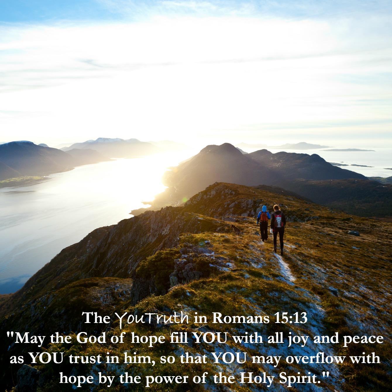 Romans 15-13 image