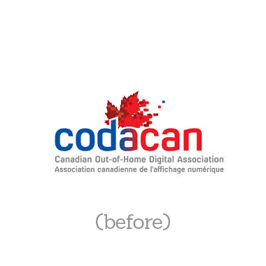 codacan logo before I redesigned it