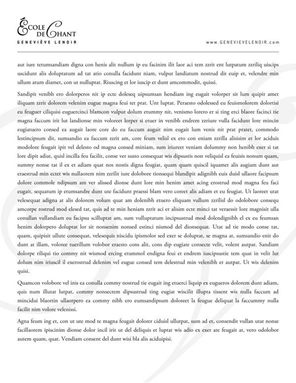 Letterhead page 2
