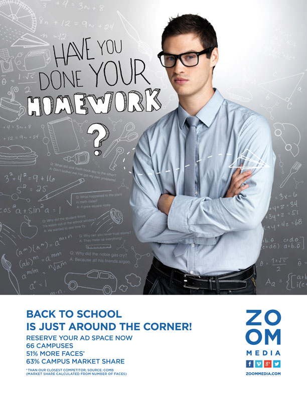 Campus Ad