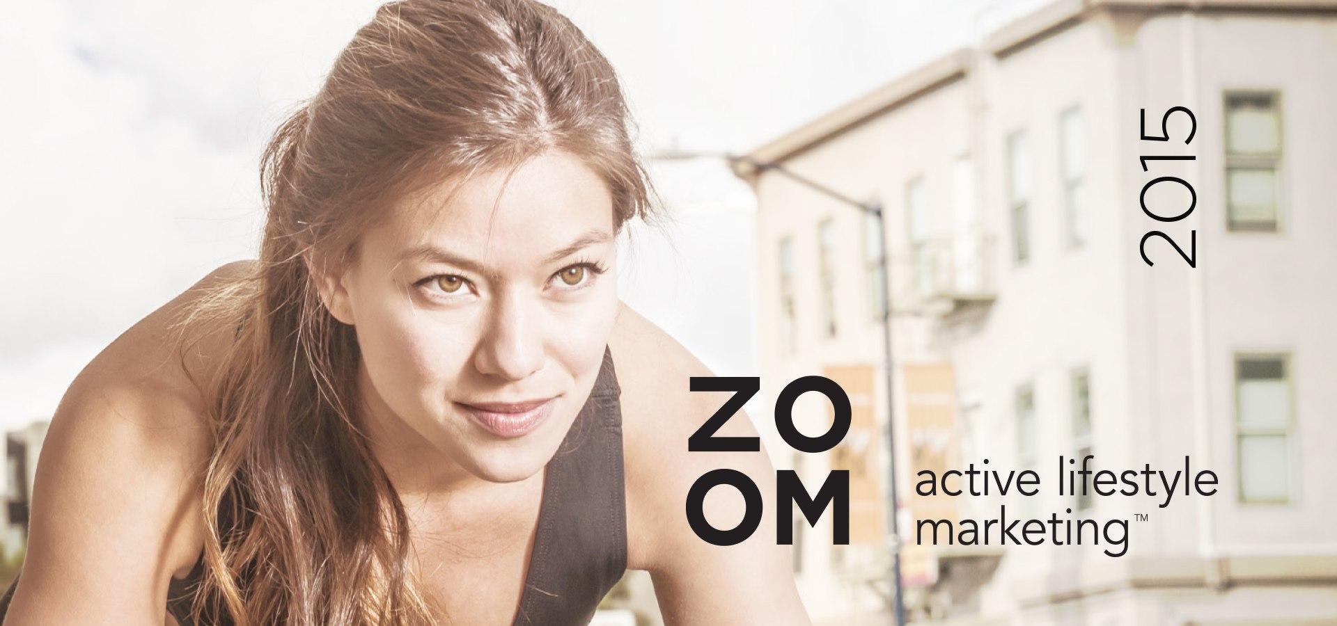 Zoom Media Cover Woman Logo 2015