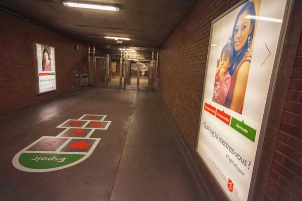 Hopscotch and Mega Lit Poster