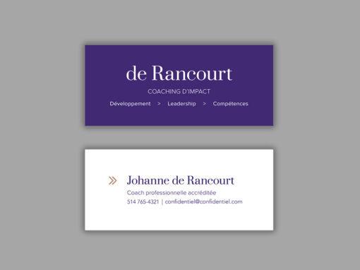 Johanne de Rancourt