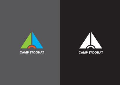 Logo Camp St-Donat