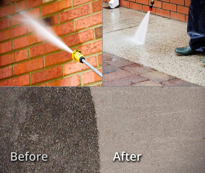 New Braunfels, San Antonio, Austin TX Commercial Exterior Cleaning Pressure Washing