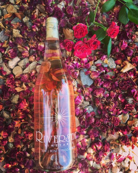 2018 Rosé- Double Gold & Best of Class from the 2019 Central Coast Wine Competition