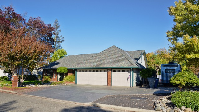 We sold this one in Redding's Country Oaks neighborhood in just a few days, in 2013.