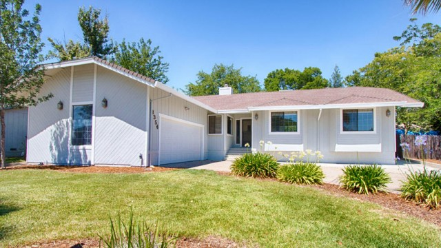 We brought buyers for this house in Redding. Closed escrow in 2014.