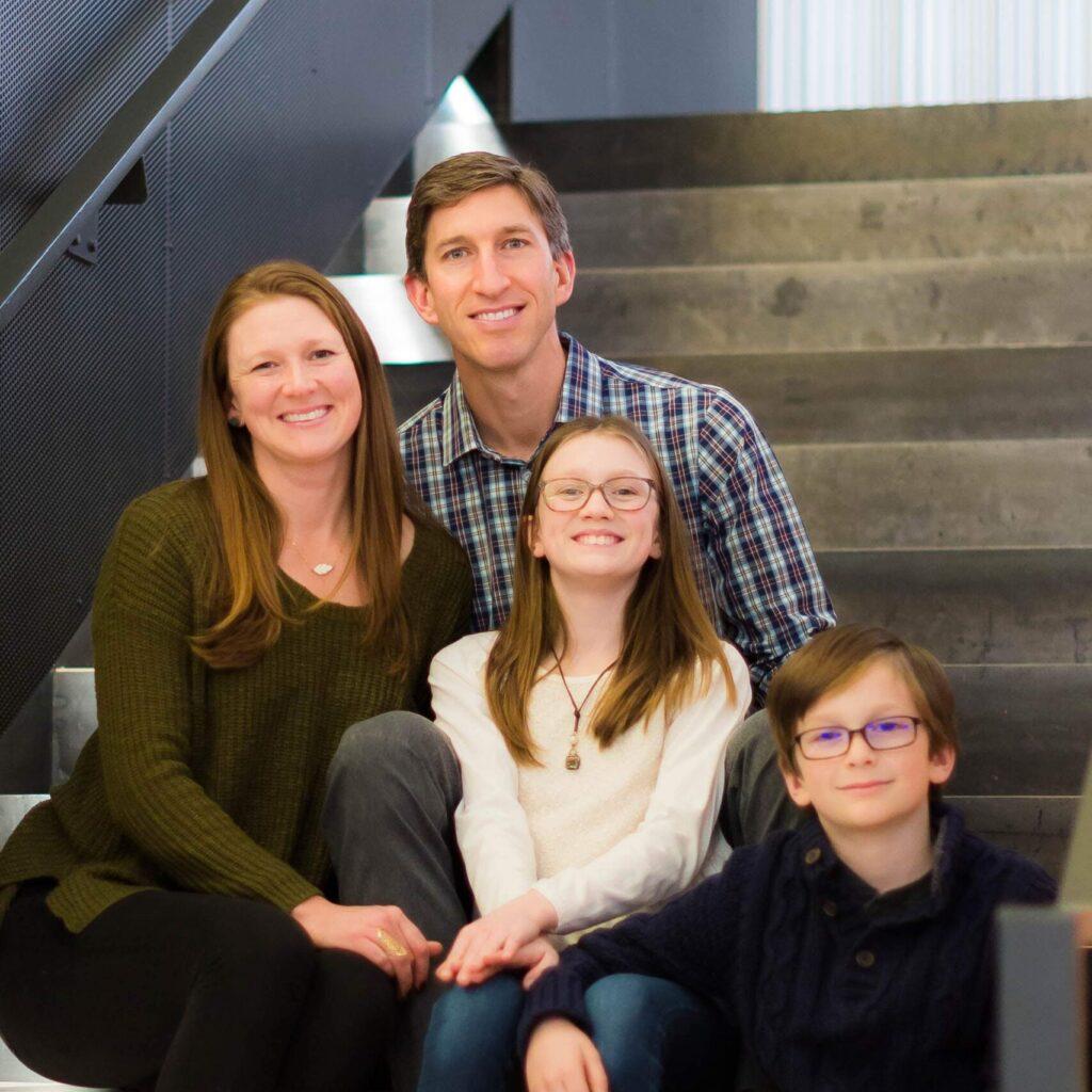 Amber Cole Brad Cole Family