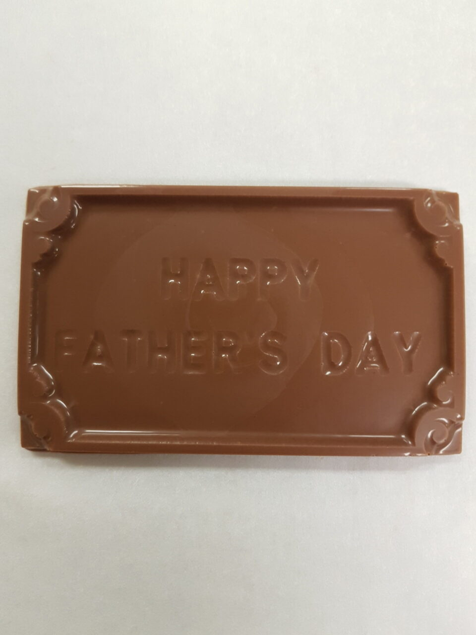 Happy Fathers Day Bar
