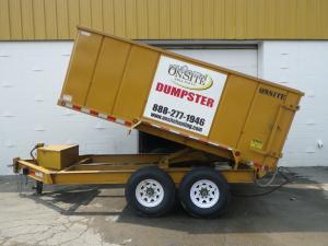 Trash hauling