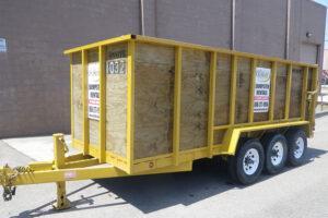 Junk Removal Dumpster