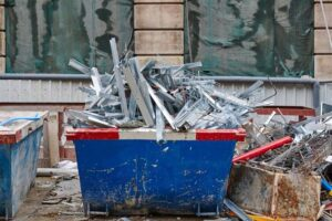 Why Rent A Construction Dumpster