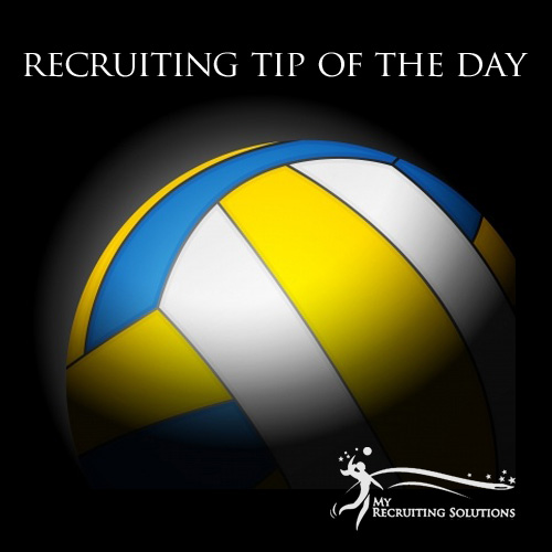 Recruiting Tip @ MyRecruitingSolutions