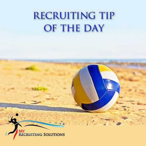 College Sand Volleyball Recruiting @ MyRecruitingSolutions